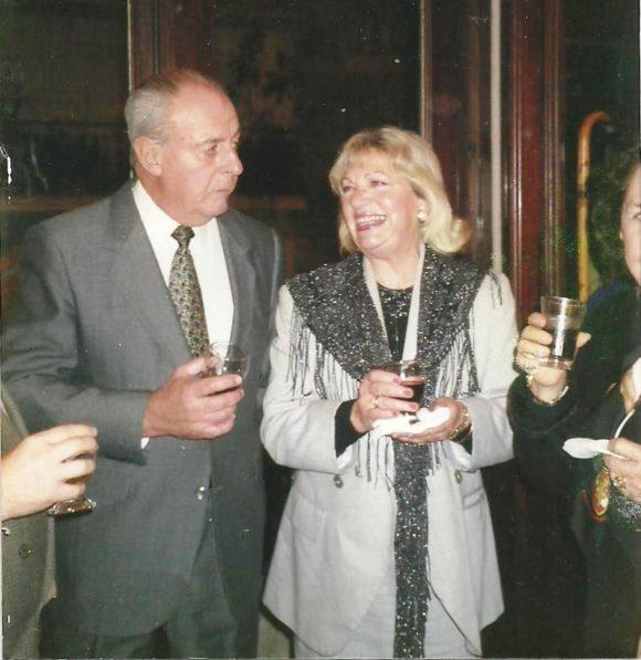 Miguel Ángel Botas y Olga Fernández Latour de Botas